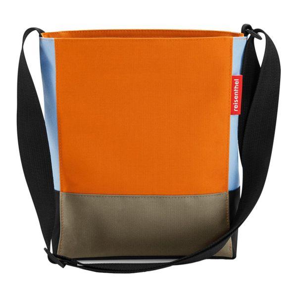 reisenthel Shoulderbag S patchwork pumpkin HY3045