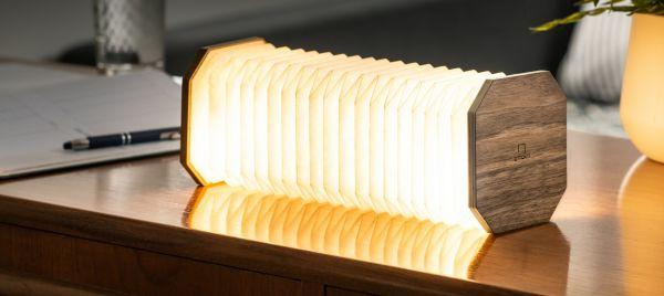 Gingko Akkordeon Lampe - in verschiedenen Farben
