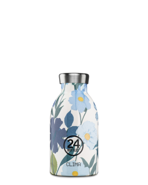 24Bottles - Trinkflasche / CLIMA FLORAL collection MORNING GLORY