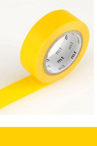 Masking-Tape single, yellow