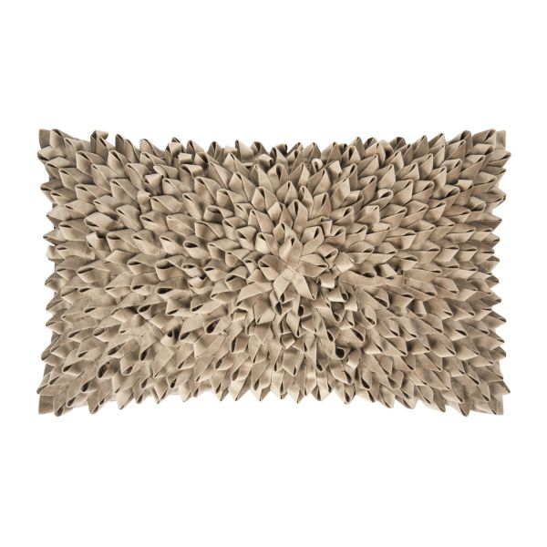 PAD Kissenhülle SENTIMENT | 30 x 50cm | Polyester | Taupe