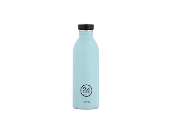 24Bottles Trinkflasche 0,5l - Cloud Blue