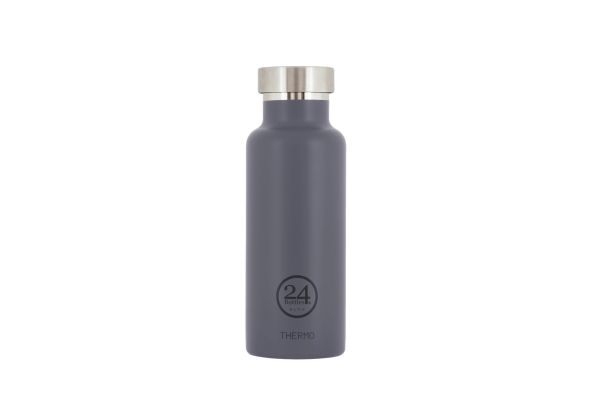 24Bottles Thermoflasche 0,5l - Formal Grey