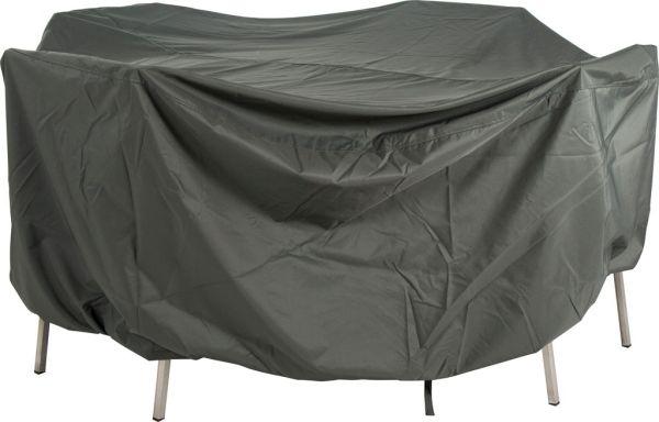 Stern Schutzhülle für Sitzgruppe oval 210x250x90 cm mit