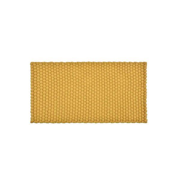 pad Fußmatte POOL | Wetterfest, Innen- & Außen sand yellow | Verschiedene Größen