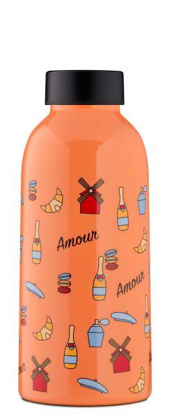 MamaWata Edelstahl Trinkflasche PARIS