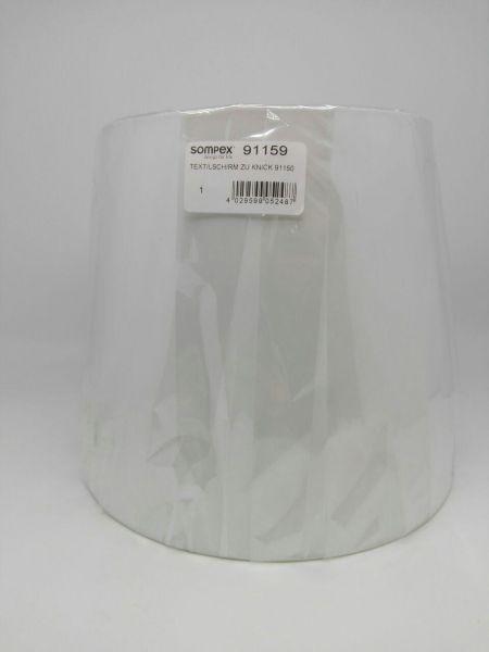 Ersatzteil Schirm/Textil zu Sompex Tischleuchte Knick 91150