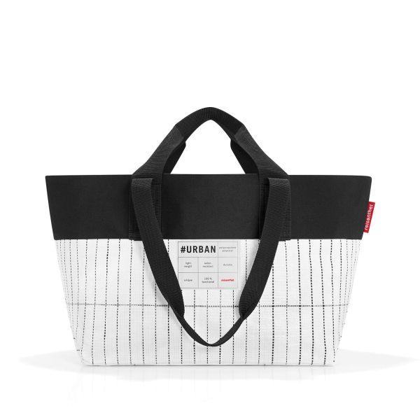 reisenthel #urban bag new york black & white