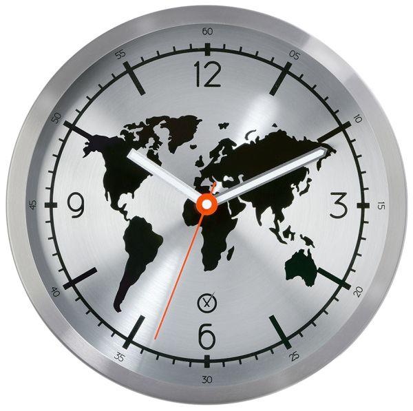 Sompex Clocks Wanduhr Earth