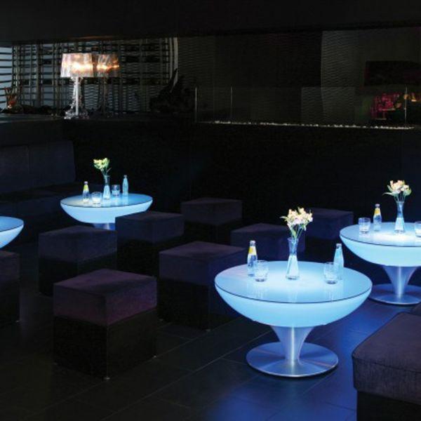 Moree Lounge Table LED Pro 45