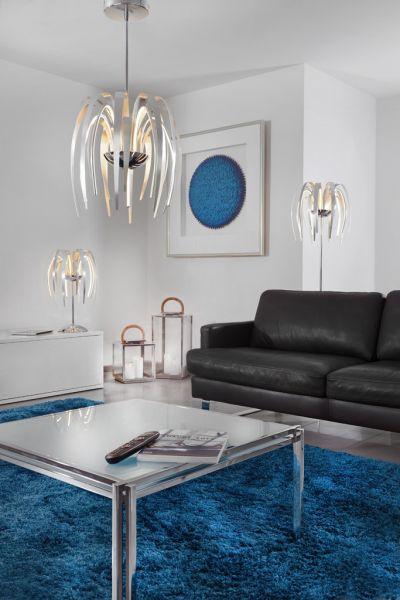 Sompex Tischleuchte Leave LED
