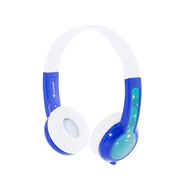 BuddyPhones Kinderkopfhörer - Explore -  Blau