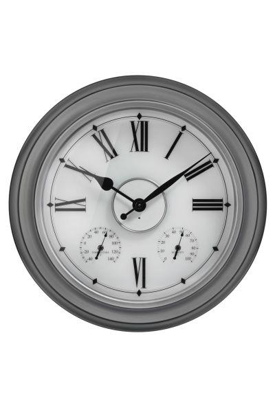 Sompex Clocks Outdooruhr Malaga