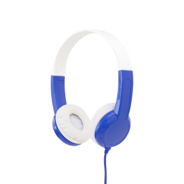 BuddyPhones Kinderkopfhörer - Standard - Blau