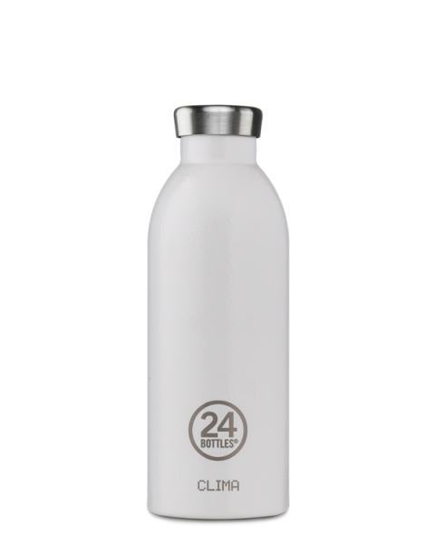 24Bottles - Trinkflasche / CLIMA rover collection ARCTIC WHITE