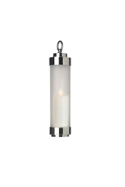 Sompex Tischlicht / Gartenlicht Elle Chrom