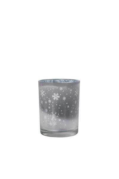 Sompex Awhia Windlicht Vase Sterne - in verschiedenen Größen
