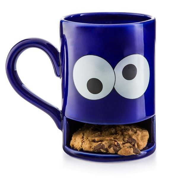 Donkey Mug Monster Blue