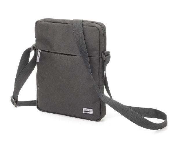 LEXON Tablet Schultertasche Premium, grau