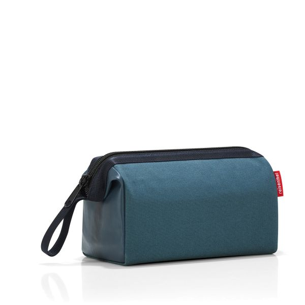 reisenthel Travelcosmetic / Kulturtasche / Kosmetikmäppchen canvas blue