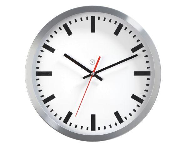 Sompex Clocks Bahnhofsuhr Nevada
