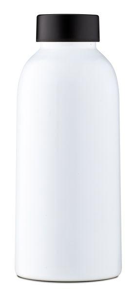 MamaWata Edelstahl Trinkflasche WHITE