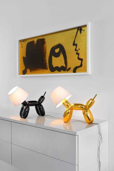 SOMPEX Tischleuchte Doggy, gold