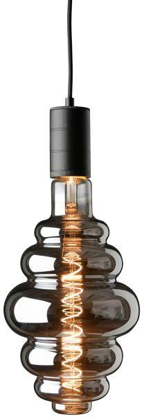 LED Leuchtmittel XXL Paris Titanium, 6W, 2200K, 100lm, H 40cm