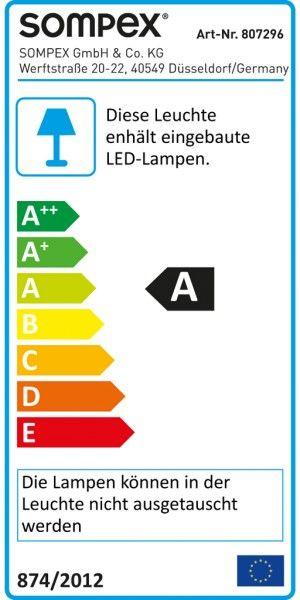 SOMPEX LED-Leuchtmittel E 27