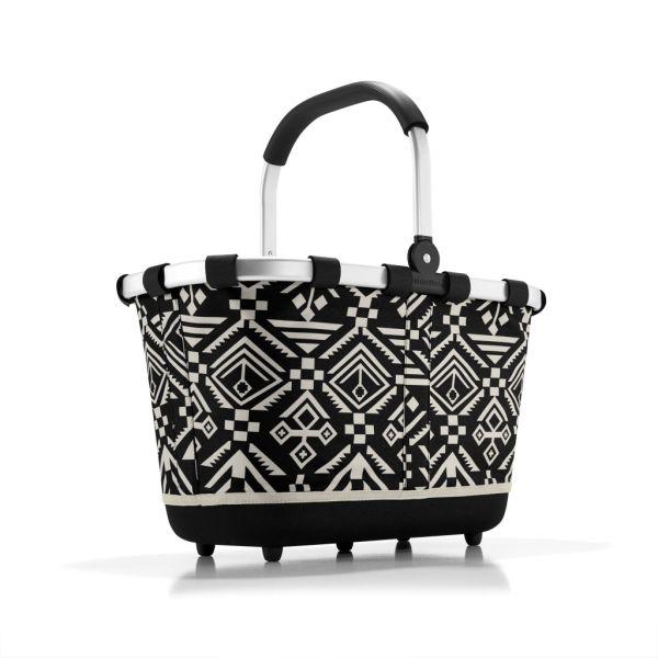 reisenthel carrybag2/ Einkaufskorb hopi black