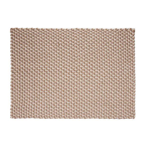pad Fußmatte ROPE | Wetterfest, für Innen- & Außen | 52 x 72cm