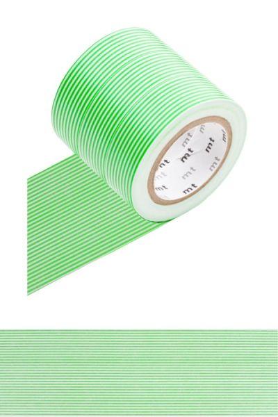 Masking-Tape Casa, border green