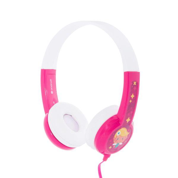 BuddyPhones Kinderkopfhörer - Standard - Pink