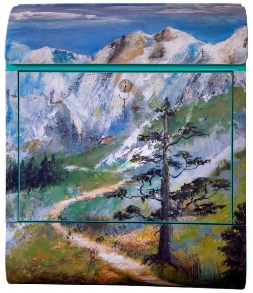 Briefkasten Gebirge