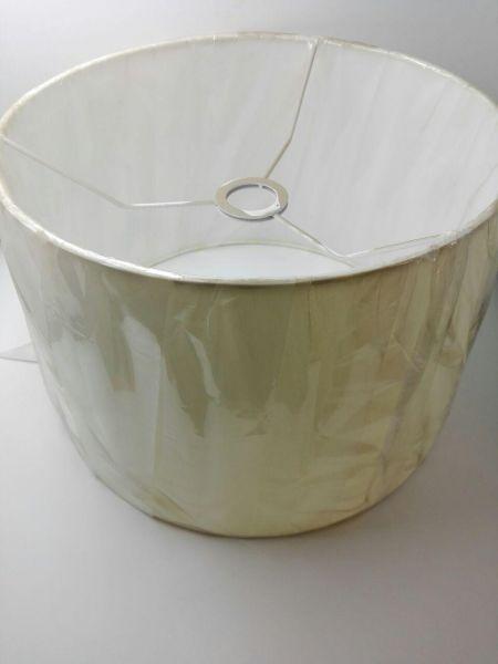 Ersatzteil Schirm/ Glas zu Pendelleuchte Drum P2 & P1 creme, 79474 , 79478