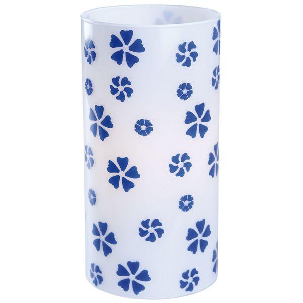 Tischleuchte Orlando-Blueflowers