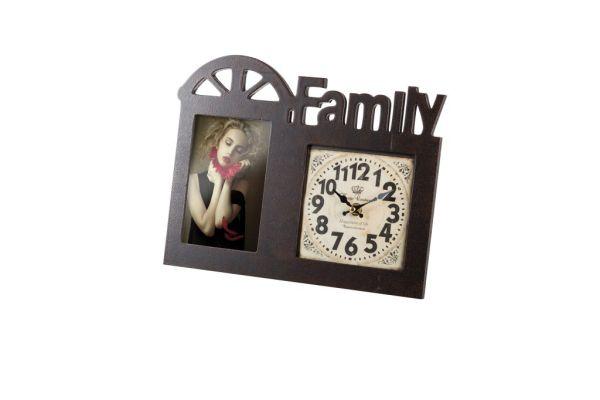 Sompex Family Vintage Tischuhr