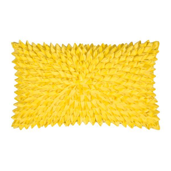 PAD Kissenhülle SENTIMENT | 30 x 50cm | Polyester | Gelb