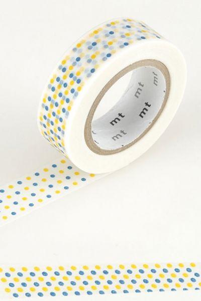Masking-Tape single, marble yellow