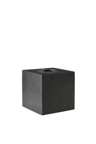Sompex Tischleuchte Cubic Schwarz