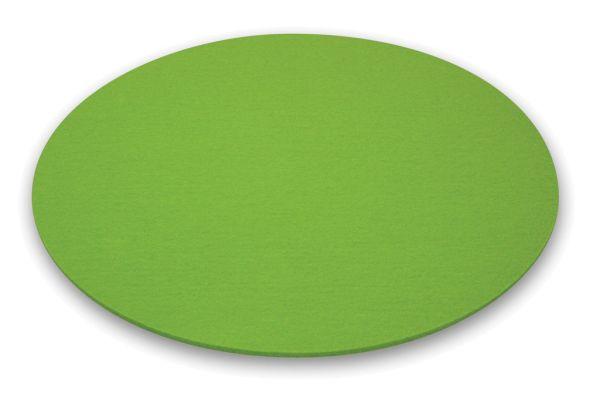 Moree Felt cushion may green