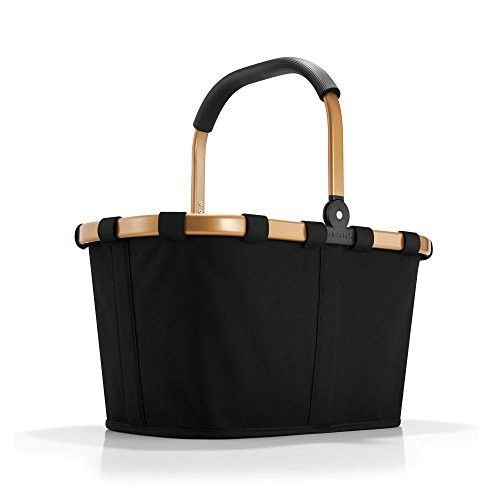 reisenthel Carrybag/ Einkaufskorb Frame Gold/Black