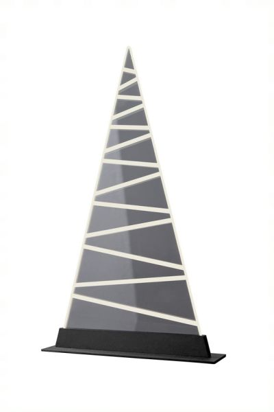 Sompex Tischleuchte FIR - Streifen - in verschiedenen Größen - metall schwarz