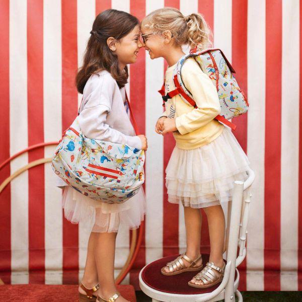 reisenthel mini maxi dufflebag S kids circus