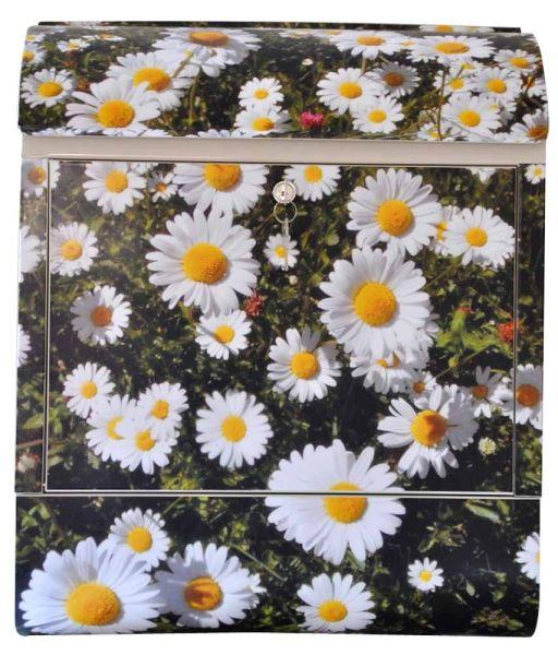 Briefkasten Gänseblümchen