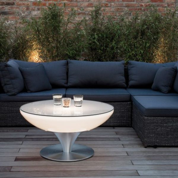 Moree Lounge Table Outdoor 45