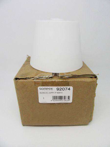 Ersatzteil Schirm/Glas zu Pendelleuchte Juppy weiß, 92073