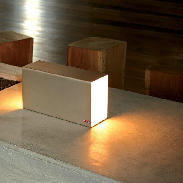 Moree Eraser 380 champagner LED