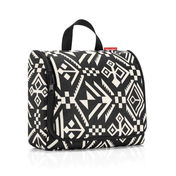 reisenthel toiletbag XL/ Kulturbeutel/ Kosmetik/ Traveling hopi black