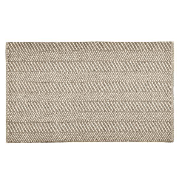PAD Teppichläufer HARRY | Wetterfest, Innen- & Außen | 2 verschiedene Größen | Sand